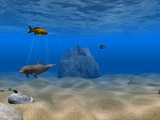 Dolphin Aqua Life 3D Screensaver version 3.0.3.3 by ...